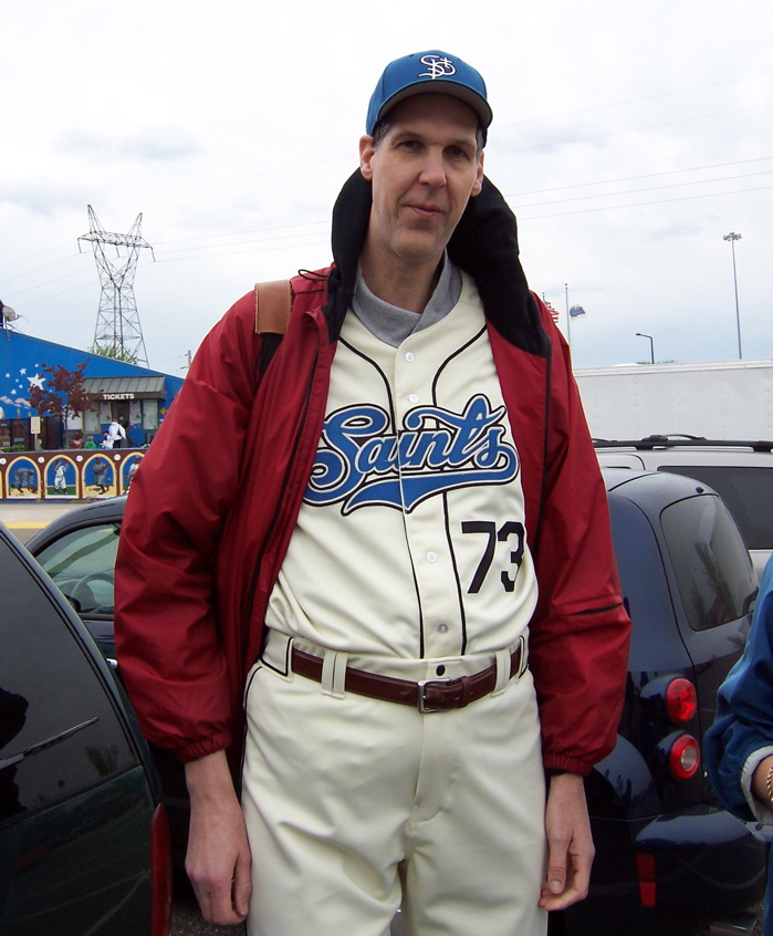 Dave Rasmussen: World's Tallest Baseball Player