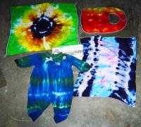 Alicia's Tie Dyes