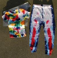 Laurence's Tie Dyes