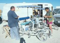 Taz & Mike Wiring Quadracycle