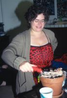 Irene & Dirt Pot