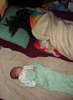 John & Irene Sleeping