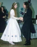 Wedding of Keith and Tahlia, Oct 13 2001