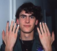 lechner & his fingernails