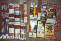 Fireworks Assortment